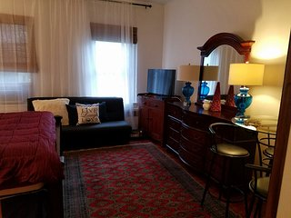 FAB LUX STAY POLO SUITE BY CENTRAL PARK/FIFTH AVE, New York City