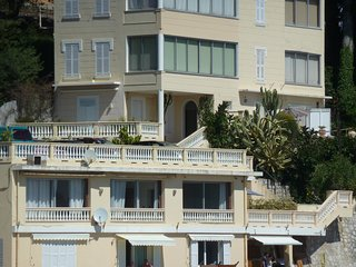 The King Apartment on the beach, Èze