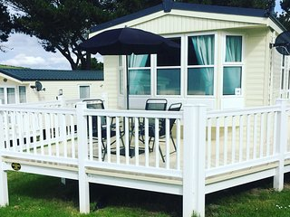 2 Bedroom Static caravan, Newquay