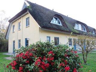 Reetdachhaus Holunder 1, Puddemin