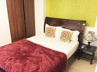 Elegant 1 Bedroom Apartment in Saket, Nueva Delhi