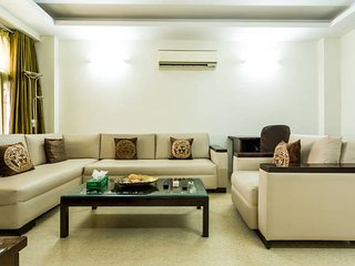 Luxury 01 bedroom apartment in Saket