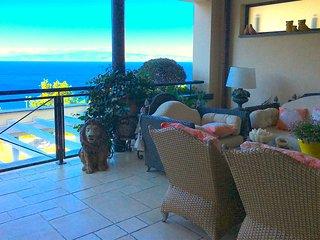 PANORAMIC ROOM with Terrace Pool + View Taormina