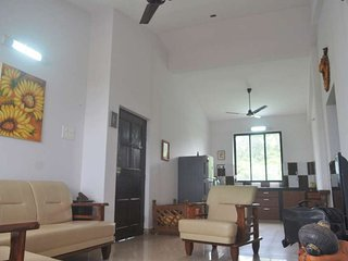 Beautiful apartment close to Panaji