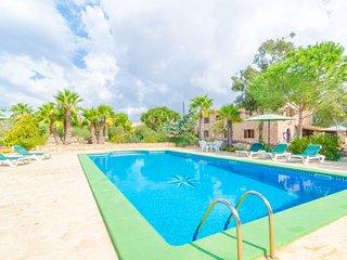 Cova des Moli - Villa for 7 people in Es Llombards