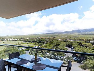 Maui Westside Properties – Hokulani 724 – Great Value One Bedroom Mountain View, Ka'anapali