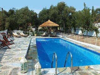 Villa Karababa, Skiathos-Stadt