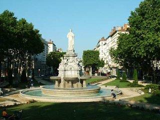 Charmant T2 au cœur de Lyon (6ème art)