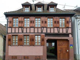Au gre des Chateaux, chambre Landsberg