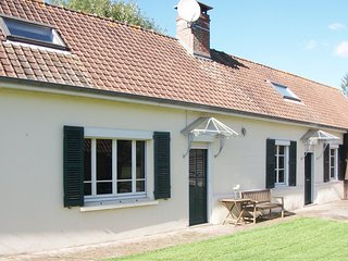 Attractive peaceful and spacious farmhouse, Auxi-le-Chateau