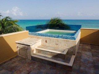 301 Reef, El Faro, Penthouse, Jacuzzi&Ocean view, Playa del Carmen