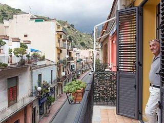 appartamento con balcone Lina House
