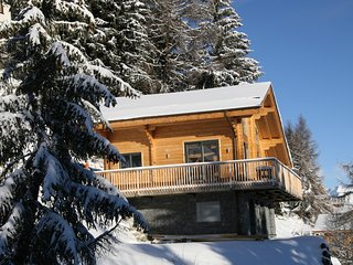 Charming Mountain Lodge,  Very Close to Ski Lift, Les Collons