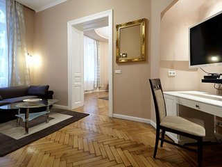 Deluxe City Centre 58 apartment in 01. InnereStadt with WiFi & lift., Viena