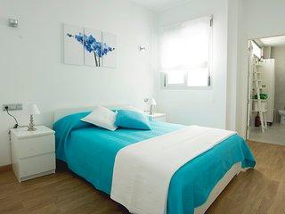 Acogedor apartamento nuevo en el centro de Malaga