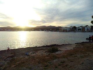 Apartamento vista mar (100m) con 2 Habitaciones, Porto Colom