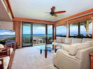 Unit 30 Ocean Front Prime Luxury 3 Bedroom Condo, Lahaina