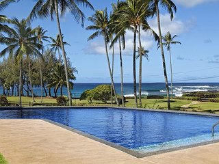 Manualoha 101, opposite Brennecke/Poipu Beaches, ocn/sunset views, sleeps 6