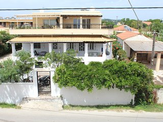 Pantelis apartment 1BRA with balcony on the BEACH