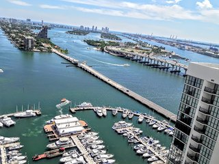 The Grand DoubleTree Miami - Million Dollar 3 bed / 2 bath