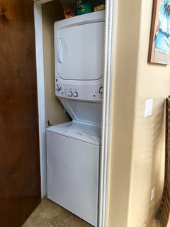 laundry room on property