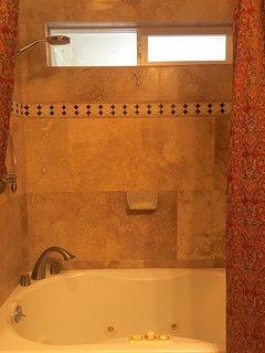 bedroom 1 shower