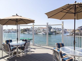 Stunning marina home with private dock! You'll never want to leave!, Oxnard