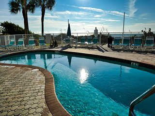 West Coast Vista 3E Bay View Condo | Sunrise  and  Sunsets! | Recently, Indian Rocks Beach