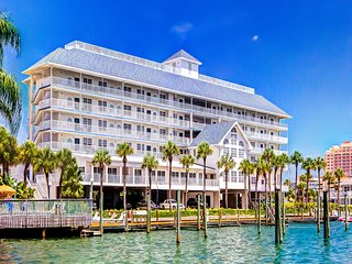 Dockside Condos 602 Waterfront | Intra-coastal View | Boat Slips Available