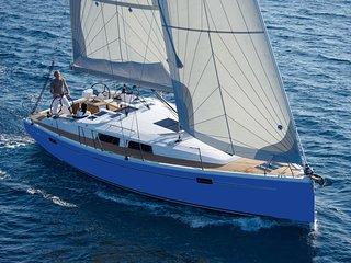 Sailing Yacht 'Alkyoni'