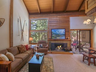 2 bd/3ba Northstar ski resort