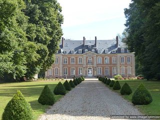 Chateau Normandie holiday vacation wedding large chateau rental france, normandy, carsix, chapel, large chateau to rent to let, catering,, Serquigny
