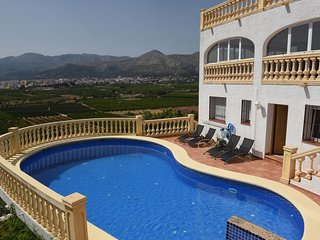 Montana Brisa, Private & Luxurious Costa Blanca Villa for 2-16