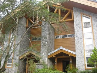 Forest Log Cabin inside Camp John Hay, Baguio