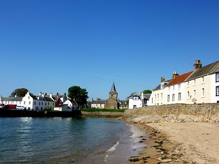 3 Castle Street, Anstruther - Spectacular views by the sea