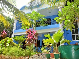 Case Europa - Self Catering Beach Villa with Chef, Calangute