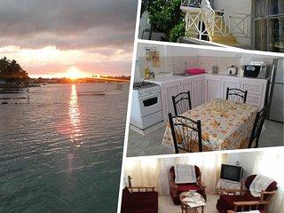 Appartement au 1er étage à 2 pas de la mer.