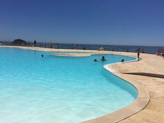 piscine vue ocean