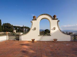 Florence Terrace Suite, Settignano