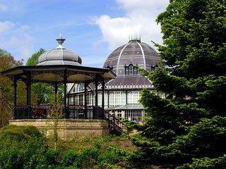 2 Bed Apartment, Broadwalk Pavilion Gardens, Buxton