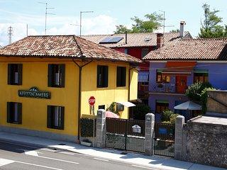 Affittacamere birilli Udine , camere Udine , appartamenti Udine .