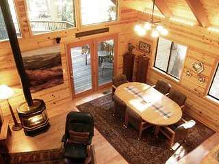 LUXURIOUS MOUNTAIN RETREAT  A vacation experience you will not forget!  TEEL