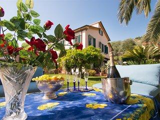 Villa Le Rose, Capezzano Pianore
