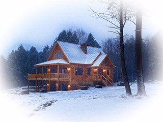 Lazy Bear Lodge, Stowe