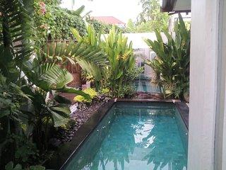 Villa Kecil 2 bedroom villa with pool