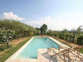 3 bedroom Villa in Certaldo, Tuscany, Italy : ref 2266104