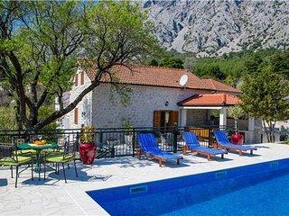 4 bedroom Villa in Orebic, South Dalmatia, OREBIC, Croatia : ref 2375002