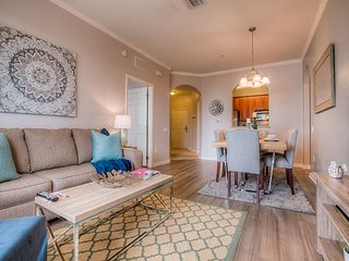The ultimate in luxurious comfort awaits in this beautiful 2BR/2BA condo!