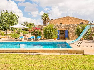 Beautiful completely restored country house, Sant Llorenc des Cardassar