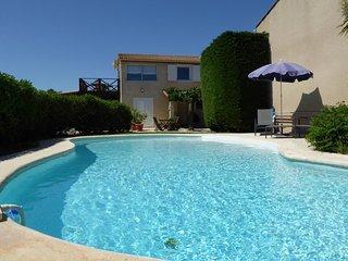 The Garden Apartment, Marseillan